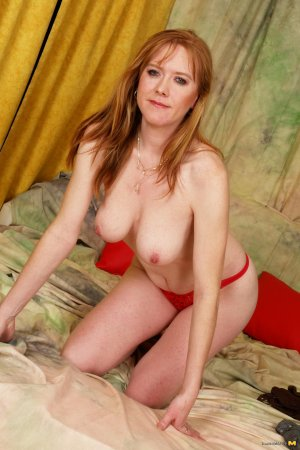 Hulda hairy escorts Harrogate, UK